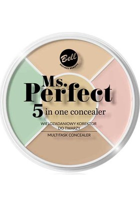 Bell Ms Perfect 5 In 1 Concealer 01