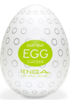 TENGA EGG Clicker Esnek Yumurta (Erkeklere Özel) EGG-002