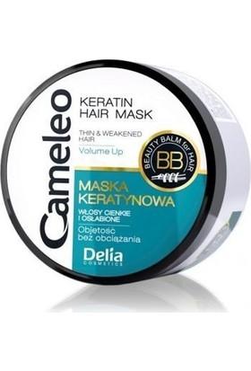 Delia Cameleo Keratin Hair Mask Thin Hair 200Ml