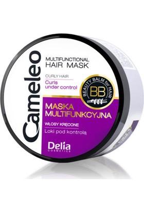 Delia Cameleo Keratin Hair Mask Curly Hair 200Ml