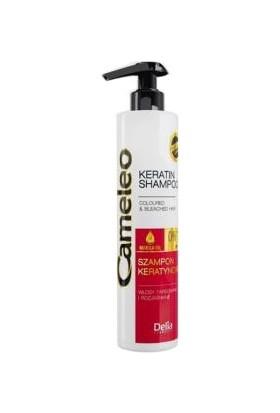 Delia Cameleo Keratin Shampoo Color Hair 250Ml