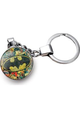 İf Dizayn Batman Çizgiroman Tasarım Anahtarlık