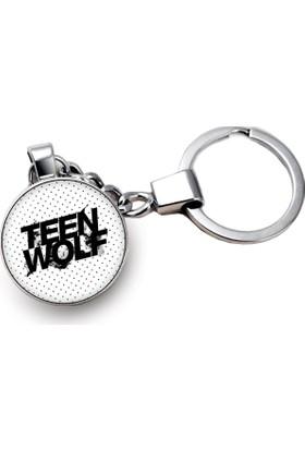 İf Dizayn Teen Wolf Tasarım Anahtarlık