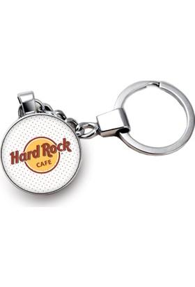 İf Dizayn Hard Rock Cafe Anahtarlık