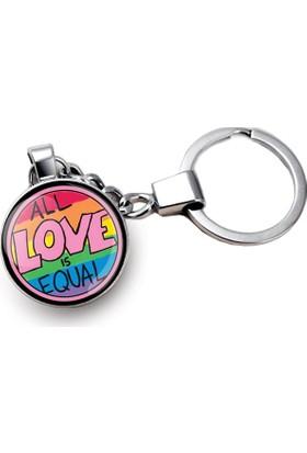İf Dizayn All Love is Equal Anahtarlık