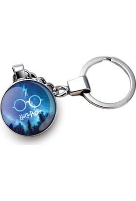 İf Dizayn Harry Potter Tasarım Anahtarlık