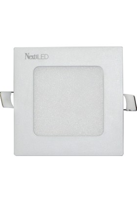 Nextled (Next&NextStar) 6W Kare Led Spot Armatür Sıva Altı GünIşığı
