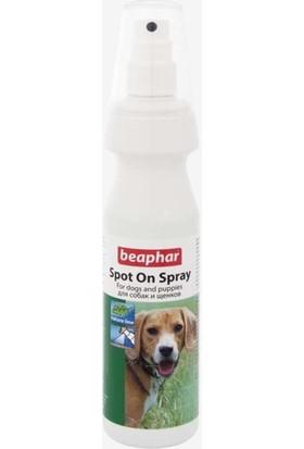 Beaphar Spot On Köpek İçin Bitkisel Bit Pire Kene Spreyi 150 Ml