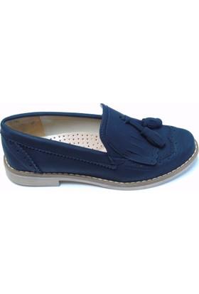 Belpino Corcik Siyah Kadın Ayakkabı