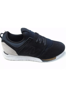 Plarium Revolution Siyah Spor Ayakkabı
