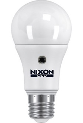 Nixon LED AMPUL FOTOSEL 6W=(40W) 470LM 3000K SARI IŞIK E27