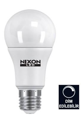 Nixon LED AMPUL DİMMER 8.5W 880LM=(60W) 6500K E27 BEYAZ IŞIK