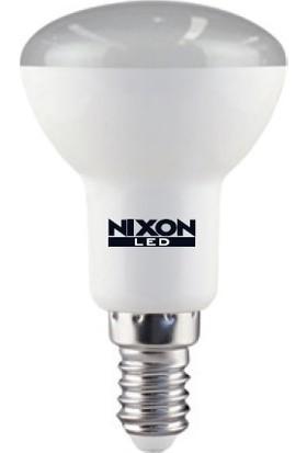 Nixon LED AMPUL 6W R50 E14 SPOT 440LM=(40W) 3000K SARI IŞIK