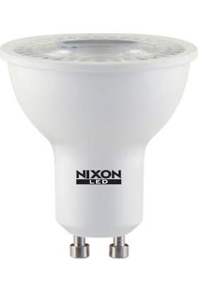 Nixon LED AMPUL GU10 SPOT 5W 350LM 3000K SARI IŞIK
