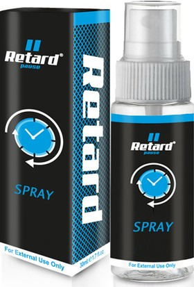Retard For Men Sprey 30 ml