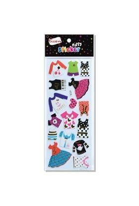 Ticon Tps 27 Puffy Sticker