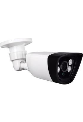 Sapp A1200 180 1200 Tvl 4 Atom Ledli Cctv Analog Güvenlik Kamerası