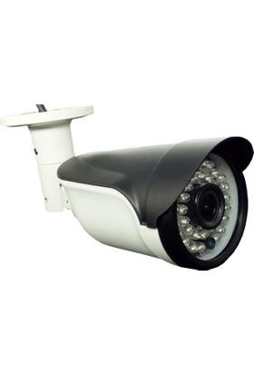 Sapp IP4 201 4Mp - 1520P IP Kamera 48 Ledli Metal Kasa
