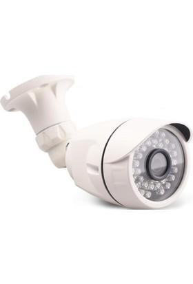 Sapp IP4 185 4Mp - 1520P IP Kamera Metal Kasa