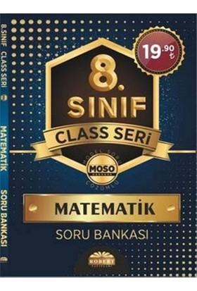 Robert 8. Sınıf Class Matematik Soru Bankası