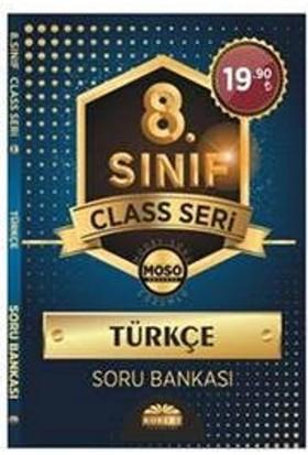 Robert 8. Sınıf Class Türkçe Soru Bankası