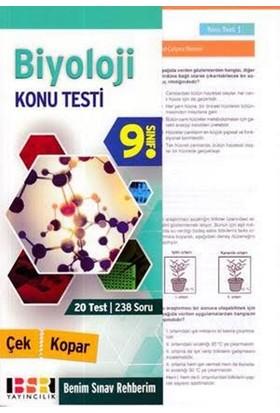 Bsr 9. Sınıf Biyoloji Konu Testi