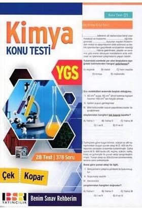 Bsr Ygs Kimya Çek Kopar Konu Testi