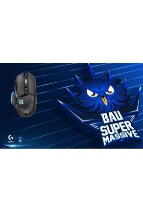 Logitech G502 Proteus Spectrum Oyun Mouse + Supermassive Mouse Pad