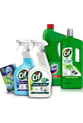 Domestos - Cif Avantajlı Temizlik Paketi
