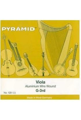 Pyramid Viyola Alüminyum Teli 139100