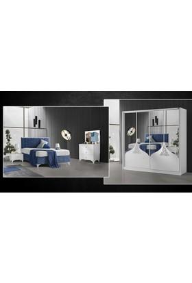 Yıldız Mobilya Roza Yatak Odası