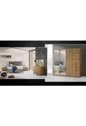 Yıldız Mobilya Kamer Yatak Odası
