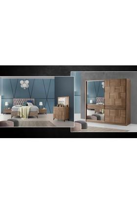 Yıldız Mobilya Soft Yatak Odası