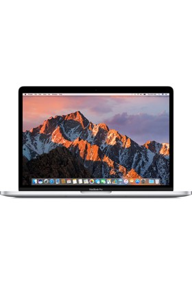 "Apple MacBook Pro Touch Bar Intel Core i7 16GB 512GB SSD Radeon Pro 560 MacOS Sierra 15.4"" FHD Taşınabilir Bilgisayar MPTV2TU A - Silver"