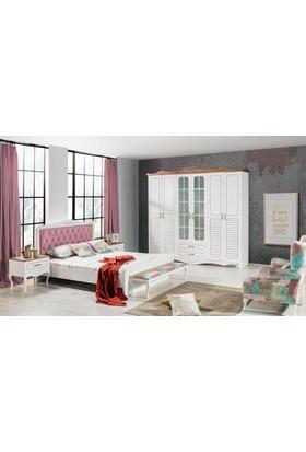 Yıldız Mobilya Bahar Country Yatak Odası