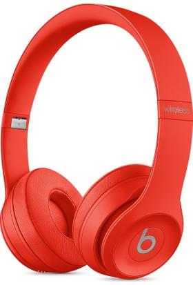 Beats Solo3 Wireless On-Ear Headphones - Red - MP162ZE/A