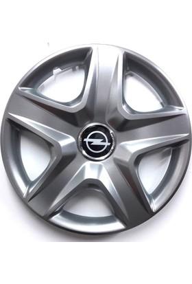OPEL Astra 15 inch Kırılmaz Esnek JANT KAPAĞI 4 Lü