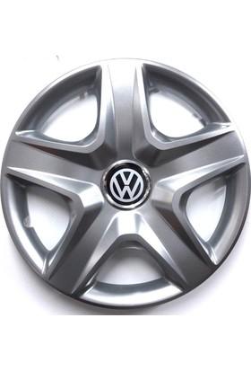 Volkswagen Golf 15 inch Kırılmaz Esnek Jant Kapağı Takımı