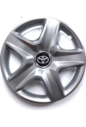 Toyota Yaris 15 inch Kırılmaz Esnek Jant Kapağı Takımı