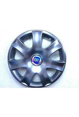 Fiat Fiorino 15 inch Kırılmaz Esnek JANT KAPAĞI 4 Lü
