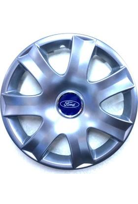Ford Fiesta 15 inch Kırılmaz Esnek JANT KAPAĞI 4 Lü