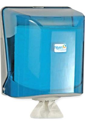 Vialli İçten Çekmeli Kağıt Havlu Dispenseri