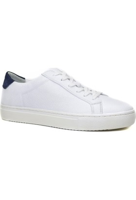 Collina 905/2 Beyaz Deri Erkek Ayakkabı