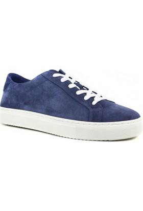 Collina 905/2 Kot Mavi Süet Deri Erkek Ayakkabı