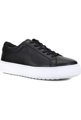 Collina 905 Siyah 09 Deri Erkek Ayakkabı