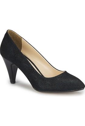 Polaris 81.309023.Z Siyah Kadın Ayakkabı