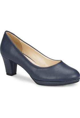 Polaris 81.311131.Z Lacivert Kadın Ayakkabı