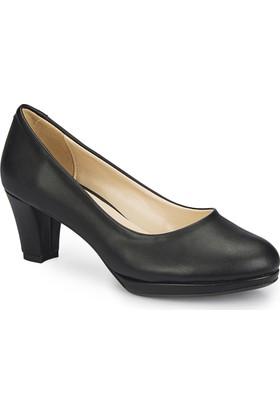 Polaris 81.311131.Z Siyah Kadın Ayakkabı