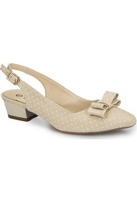 Polaris 81.311134.Z Bej Kadın Ayakkabı