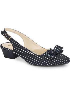 Polaris 81.311134.Z Lacivert Kadın Ayakkabı